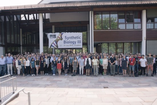 Group Photo Synthetic Biology III